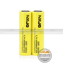 2500MAH/2800mah 35A MXJO IMR battery pack 18650 high drian vs vappower imr18650