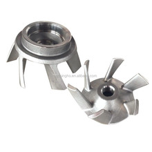 CF8M Stainless Steel Impeller