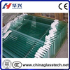 Customized Construction Grade Clear/Colored 6mm Toughened Glass