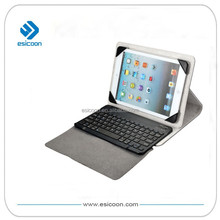 7''-10'' Tablet case Bluetooth keyboard for universal tablet
