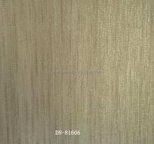 Heavy embossed PVC wallpaper/waterproof wallpaper/decorative wallpaper for restaurant
