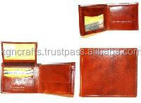 2012 newly arrival genuine leather wallet