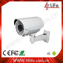 1.3M CMOS HD IP Camera 30FPS 960P, 72 Pcs x 5mm Ir Led, HD 3MP 2.8-12 mm Manual Zoom Lens, Ir Range 65M, IP66 Waterproof