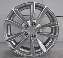 17inch alloy wheel, 5x108 steel wheel rims, 5x112 alloy wheels for cars china wholesale