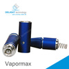 Very popular dry herb smoking e cigarette vapormax 1 wax vaporizer pen,650mah made in China