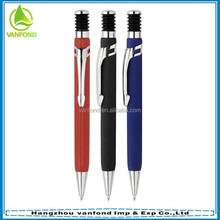 Hot selling custom cheap pens bulk