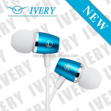 Soyle earphone with silicone earphone rubber cover