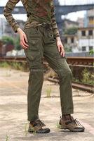 FreeArmy manufacturer high quality cotton ladies capri trousers