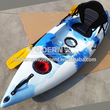 amusement water park plastic canoe fishing kayak