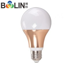 Aluminum housing 9 watt LED bulb, LED bulb driver, bulb lights LED