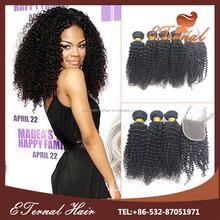 2015 New Arrival wholesale afro kinky bulk human hair online shopping site mongolian kinky curly hair
