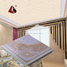 CTL07 High quality aluminum ceiling tile for home decoration 300*300 ceiling light