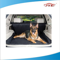 waterproof car rear cover pet dog back seat protector for suv car