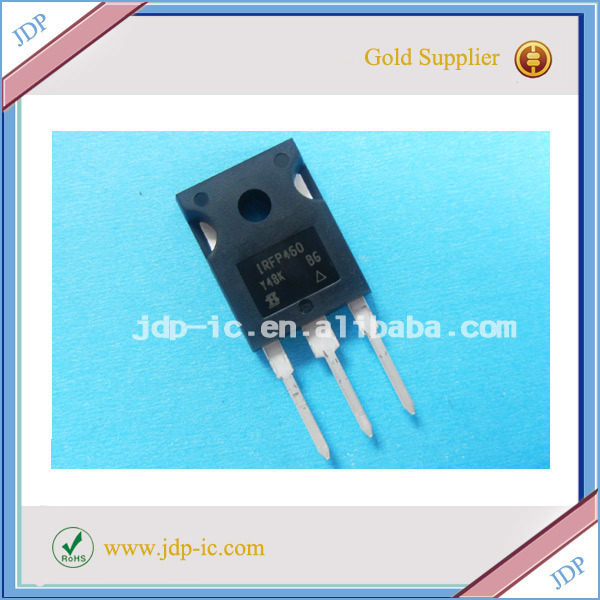 схемы транзистор IRFP460