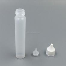 2015 new style PE e liquid bottles nicotin 15ml , e-liquid packing bottles for ejuice oil