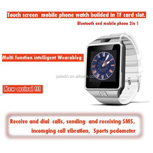 Hot selling! DZ09 smartwatch,Smart watch phone for idear-dz09