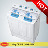 laundry commercial Electric top loading twin tub washing machine prices