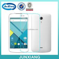 Mobile phone accessories 750u tempered glass screen protector for Blu studio X
