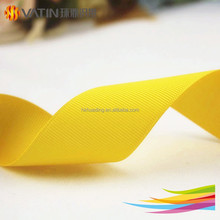 Wholesale promotional cheap printed ribbon grosgrain for making bows