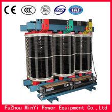 Three Phase Power Transformer Drawing
