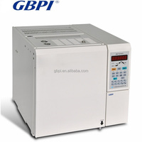 GC-9801 Gas Chromatography testing machine, lab experiment usage GC instrument