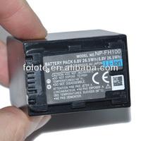NP-FH100 Camera Battery for Sony Handycam DCR-SR45 DCR-SR46 DCR-SR47 HDR-TG1 HDR-TG5V