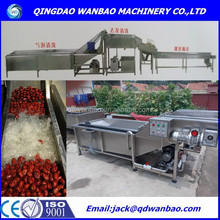Jujube production line/Chinese Dates Processing Line/Date palm process line