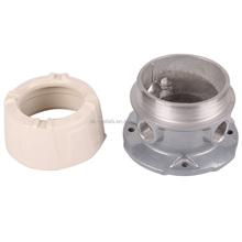 Investment casting process/ Engineering part / aluminium die casting
