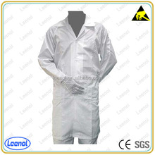 ESD work weare conductive garment for Factory&lab