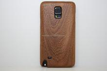 For Samsung Galaxy Note 4 N9100 Hard Case , Walnut Wooden Case for Samsung Galaxy Note 4 N9100