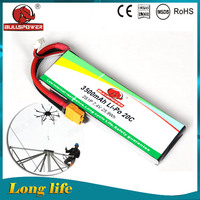high discharge rate lipo battery helicopter battery rechargeable battery 7.4v