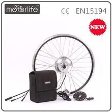 MOTORLIFE 2015 motor bicycle engine kit/80mm front wheel kit