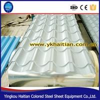 Color Corrugated Metal, Roofing Panel, Color Steel Sheet