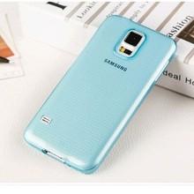 for Samsung Galaxy S5 I9600 Ultr Thin clear TPU Gel Case