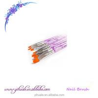 EVAL acrylic nail art brush for gel nails