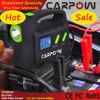 Emergency Power Station 23100mAh Auto Jump Start Battery Pack For Truck