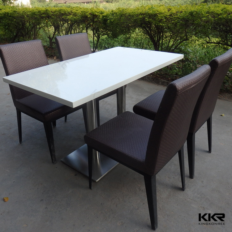 Dubai Used Round Restaurant Dining Table And Chair For Sale