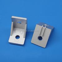 aluminum 90 degree mount angle bracket/zinc alloy bracket