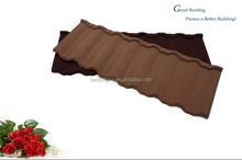 Excellent quality best selling roof tile color stone chip coated metal