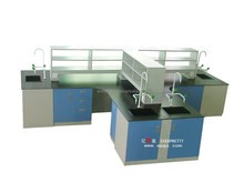 Factory Customized T Shape Laboratory Furniture Biology Lab Table