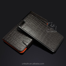 Factory wholesale direct genuine leather case for iphone 6 leather case for iphone 6 wallet case