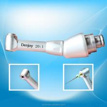 Dental Mini Contra Angle Handpiece 10:1 16:1 20:1
