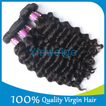 factory supply best quality loose curl virgin vietnam hair