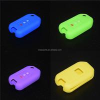 Silicone rubber key covers for 3 button honda Maverick Accord
