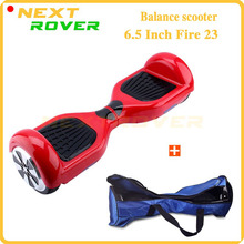 Nice design best quality 6.5inch two wheel smart balance electric scooter made in China