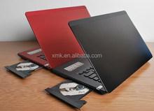 "HIGH QUALITY :13.3"" BRAND name ultrathin laptops white black pink gold colors Intel D2500 Dual Core WIFI BRAND CHEAP Laptops"