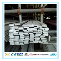 Stainless Steel Flat Bar price (Material: 201 202 301 302 303 304 304L 310 321 316 316L 410 420 430 2520 2014)