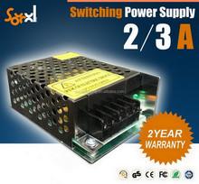 12V 2a 3a 25W 35W Metal Shell Led Driver AC/DC switching power supply 12v 24v
