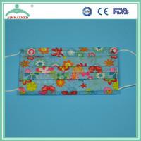 Disposable medical decorative face masks