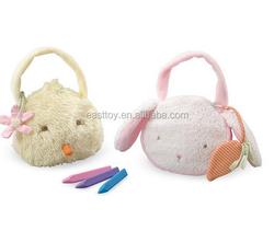 Easter Plush Bunny Bag